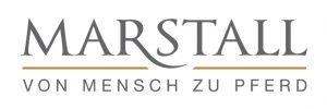 Logo marstall_von-mensch_zu_Pferd